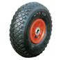 Колесо пневматическое, обод пластиковый, симметричная ступица, шарикоподшипник (PR1805 (S))